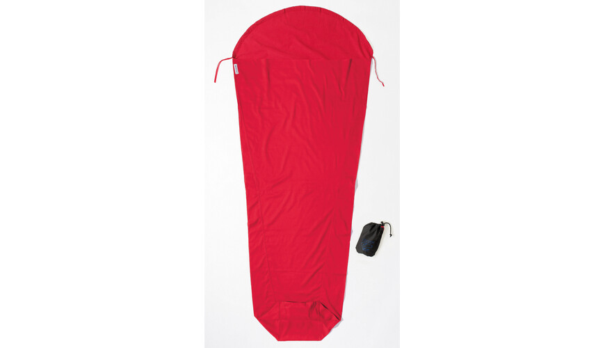 Cocoon MummyLiner S cotton monk's red